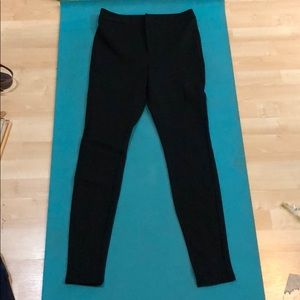 A New Day high rise black pants